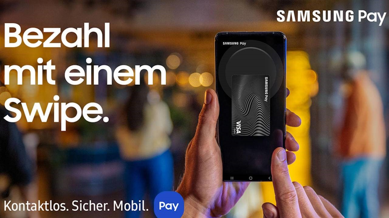 三星Pay在德国推出具有独特功能