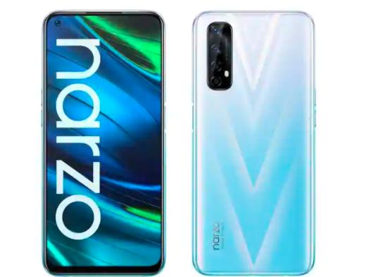 Realme Narzo 20今天开始销售