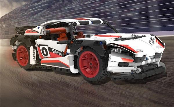 小米有品推出ONEBOT赛车漂移版RC玩具