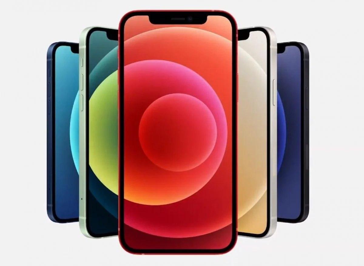 iPhone 12 OLED显示面板由三星和LG提供