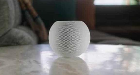 苹果的智能扬声器HomePod获得新功能