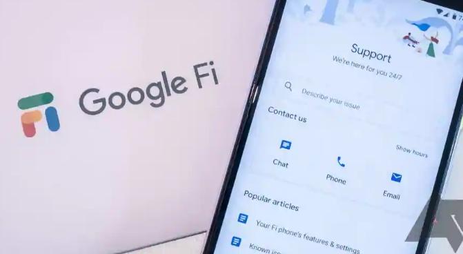 Google Fi将于2021年1月停止在环聊中使用