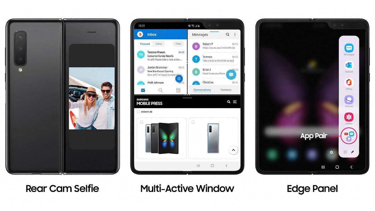 Galaxy Fold现已提供Galaxy Z Fold 2功能