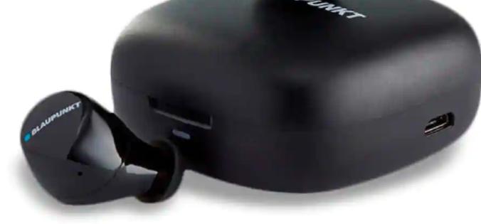 德国技术公司Blaupunkt推出新型的真正无线耳机