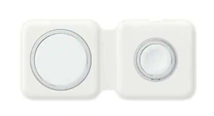 "MagSafe Duo充电器的价格为129美元,它在Apple网站上列为""即将推出"""