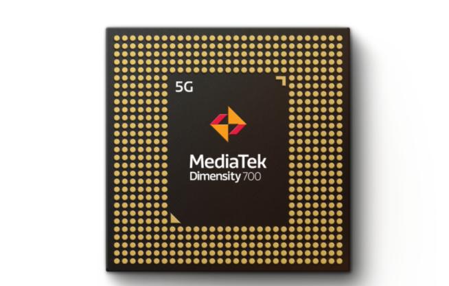 联发科宣布推出用于手机的新处理器:Dimensity 700