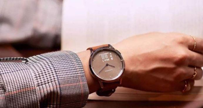 Garmin正在为其智能手表和Connect应用程序添加妊娠监测
