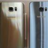 三星Galaxy Note 5和Galaxy S6收到系统更新