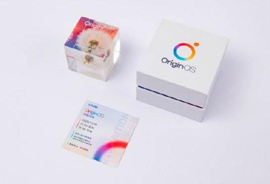 Vivo用户将获得OriginOS与众不同的界面