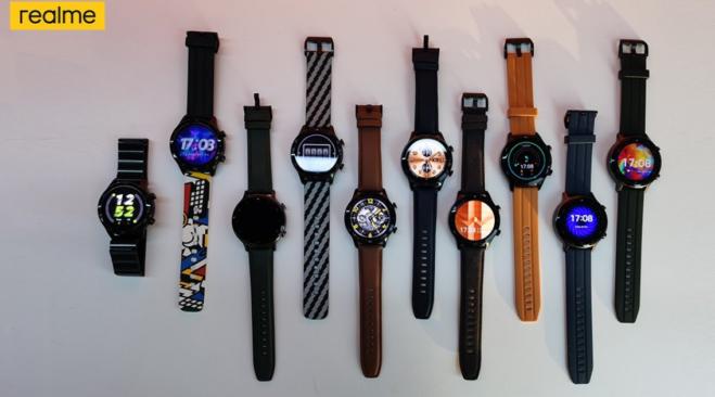 Realme Watch S Pro将配备AMOLED显示屏