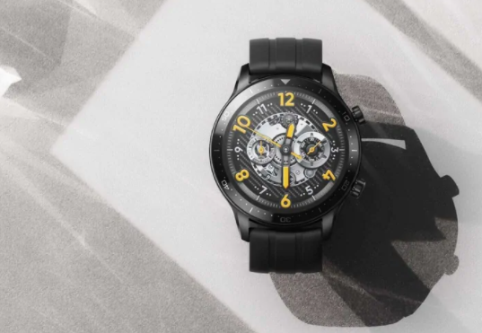 Realme的新智能手表系列具有Watch S Pro和Watch S