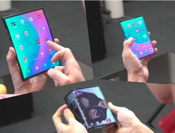 小米可能会在2021年推出三款不同的可折叠手机