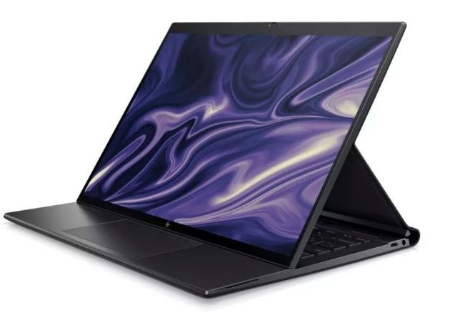 惠普新款配备高通Snapdragon处理器的笔记本电脑:Elite Folio