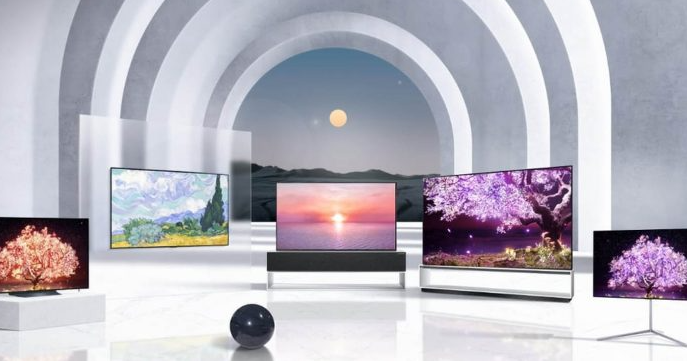 LG与NVIDIA和Xbox合作开发新电视