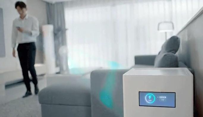 """小米表示""""Air Charge""""技术可以同时为多个设备充电"""