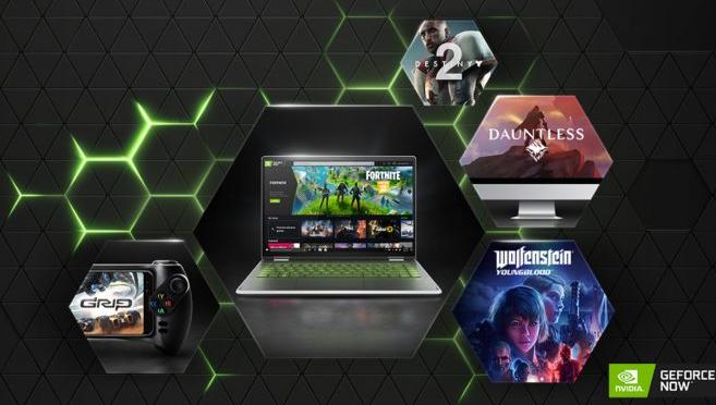 英伟达GeForce NOW by GAME +软件包发布