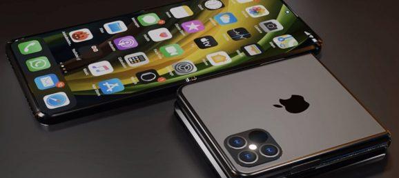 苹果首款可折叠iPhone必须具有Flip格式