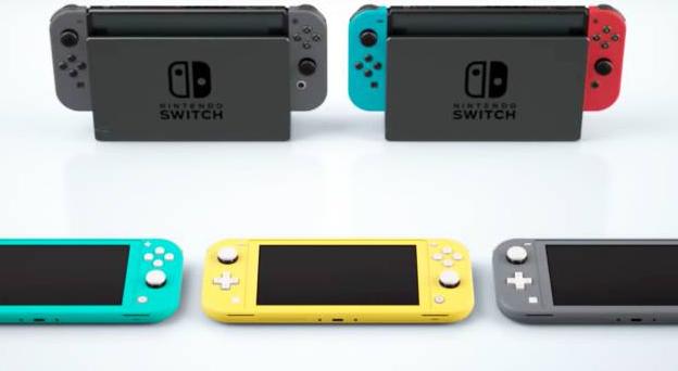 任天堂计划扩大Nintendo Switch的生命周期