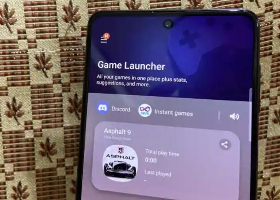 """这就是Android 12的新""""游戏工具栏""""的外观"""