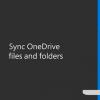 Windows的64位OneDrive同步客户端现在可以作为公共预览使用
