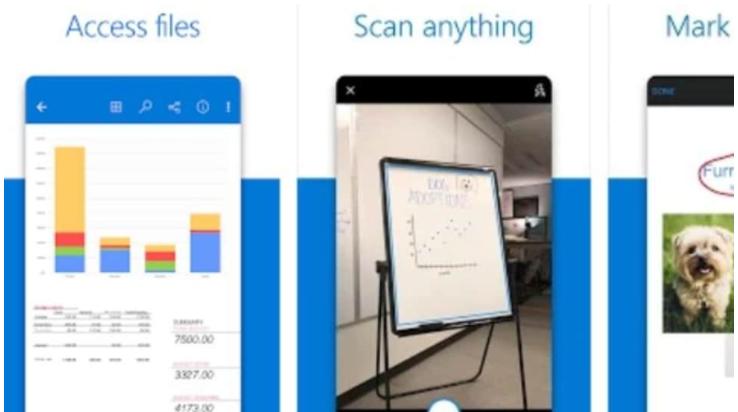 微软更新Bing Search,OneDrive Android应用