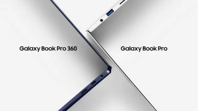 三星推出Samsung Galaxy Book,Galaxy Book Pro,Galaxy Book Pro 360,Galaxy Book Odyssey