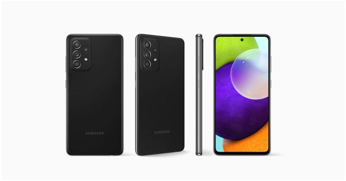 三星 Galaxy A52 4G 在印度的价格上涨了 1,000 卢比