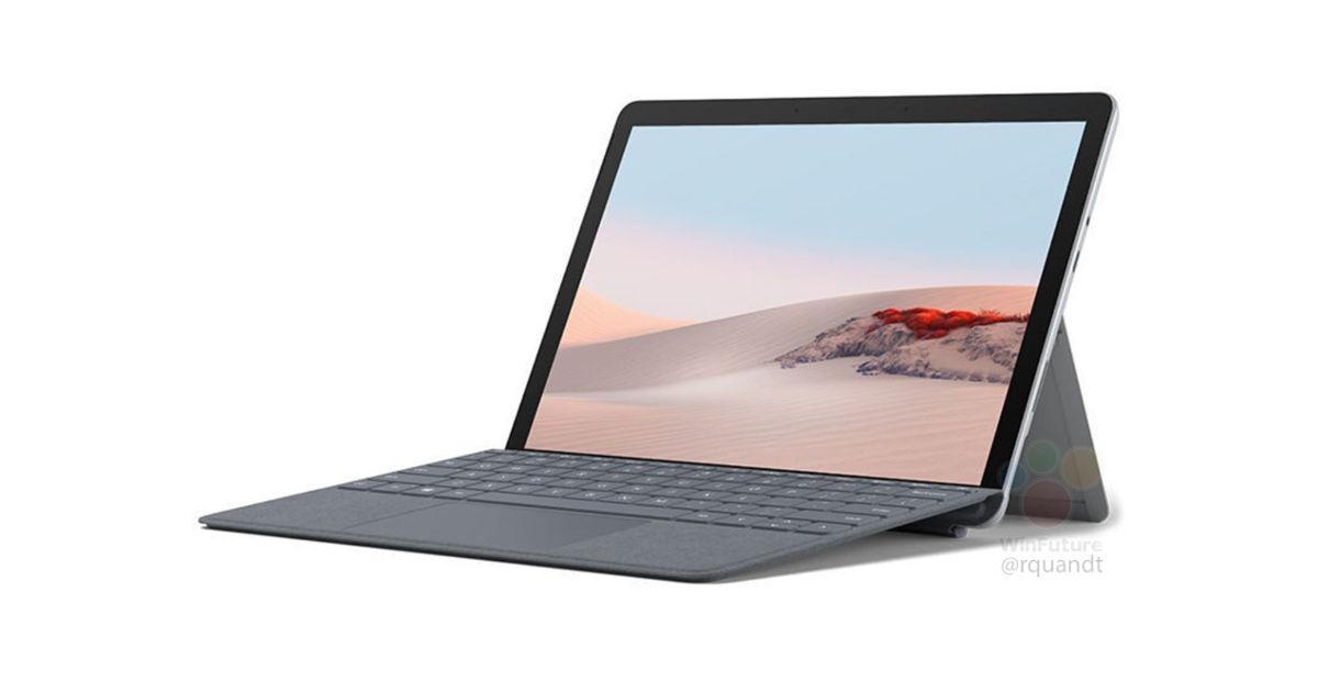 微软 Surface Go 3 正式发布前在线泄露关键规格