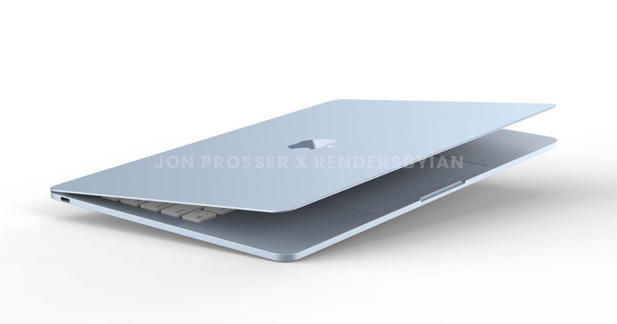 Apple MacBook Air 配备 MagSafe 充电功能2022 年年中推出