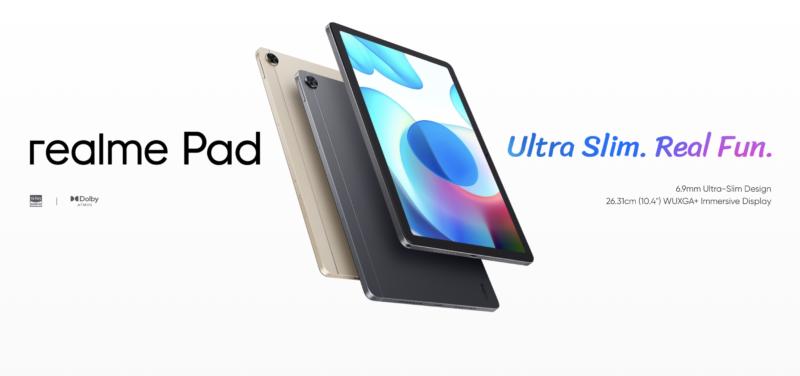 Realme Pad 可能很快在欧洲推出 定价泄露