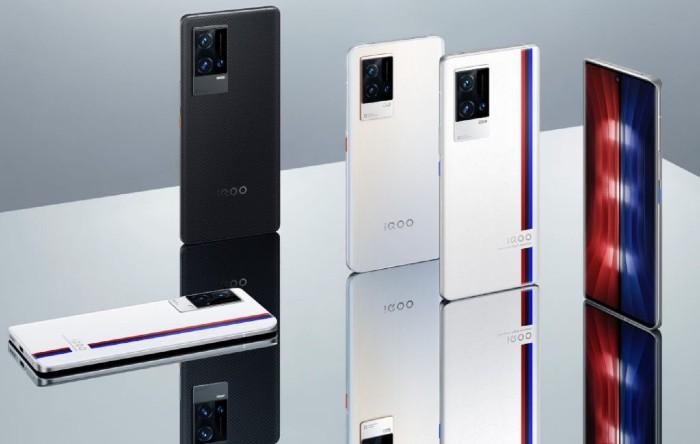 iQOO 8 和 iQOO 8 Legend 即将在印度推出
